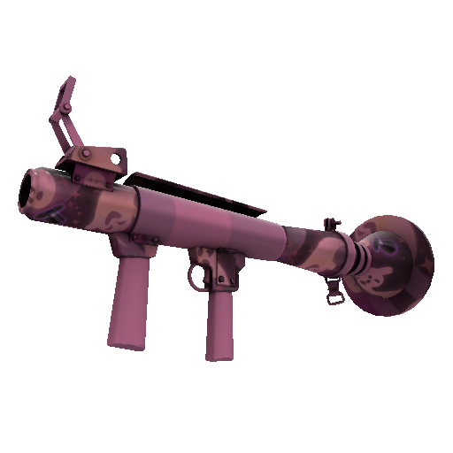 Spectral Shimmered Rocket Launcher