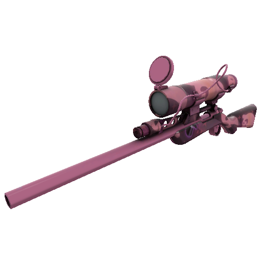 Spectral Shimmered Sniper Rifle