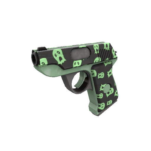 Haunted Ghosts Pistol