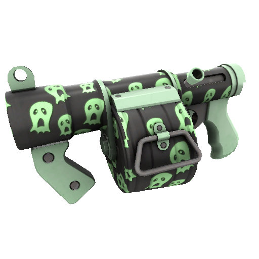 Haunted Ghosts Stickybomb Launcher