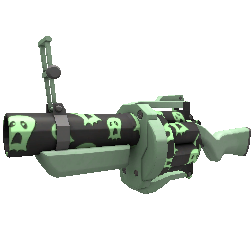 Haunted Ghosts Grenade Launcher