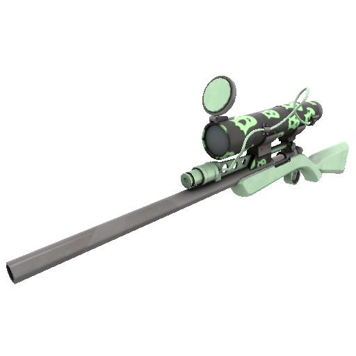 Haunted Ghosts Sniper Rifle