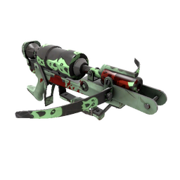 Haunted Ghosts Crusader's Crossbow (Battle Scarred)