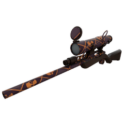 Strange Skull Study Sniper Rifle (Factory New)
