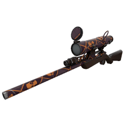 Skull Study Sniper Rifle (Field-Tested)