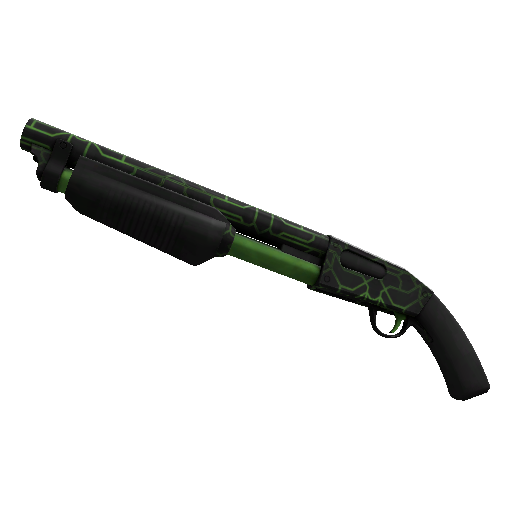 Alien Tech Shotgun