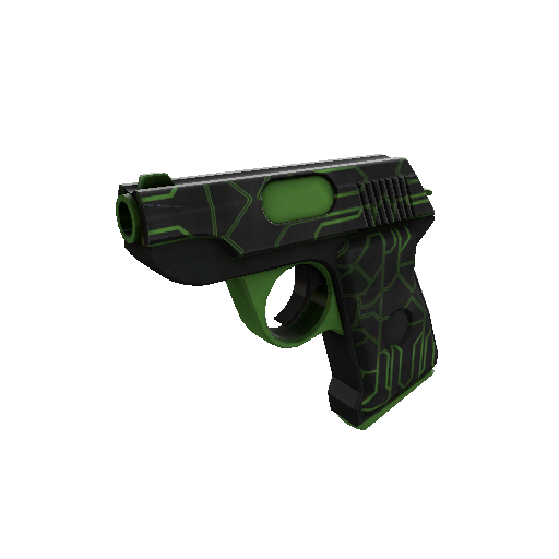 Alien Tech Pistol