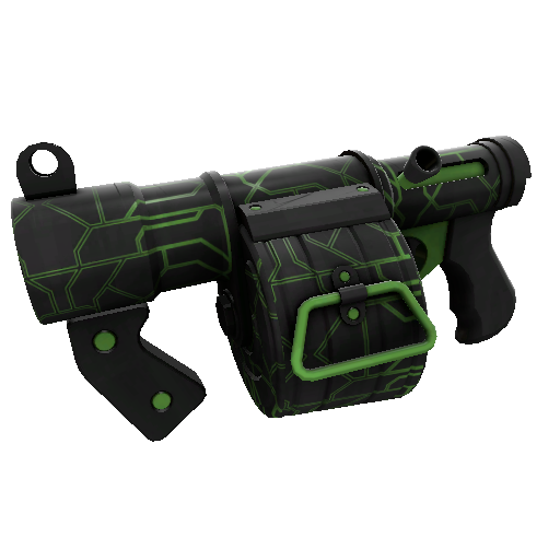 Alien Tech Stickybomb Launcher