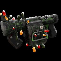 Festivized Alien Tech Stickybomb Launcher (Well-Worn)