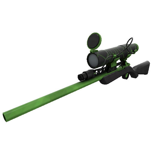 Alien Tech Sniper Rifle