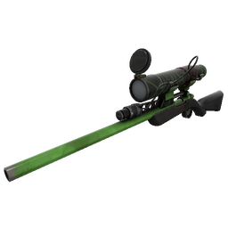 Strange Alien Tech Sniper Rifle (Well-Worn)