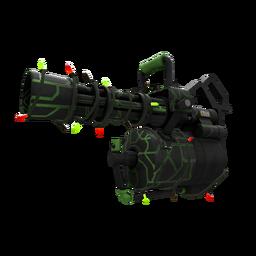 Festivized Specialized Killstreak Alien Tech Minigun (Factory New)