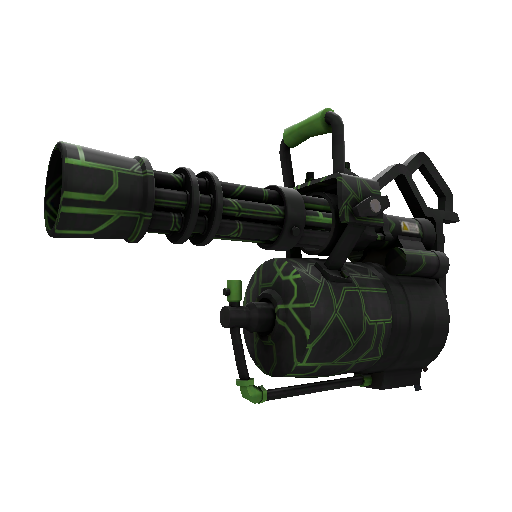 Alien Tech Minigun