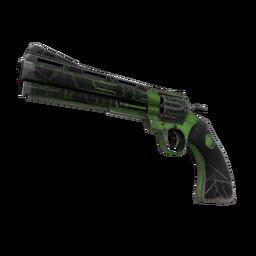 free tf2 item Strange Killstreak Alien Tech Revolver (Well-Worn)