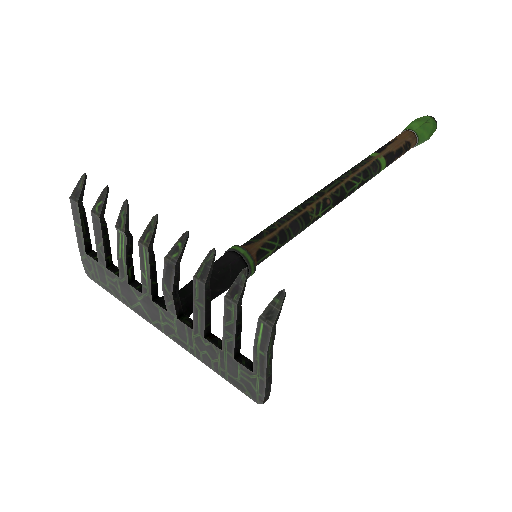 Alien Tech Back Scratcher (Field-Tested)