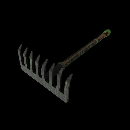 Alien Tech Back Scratcher (Well-Worn)