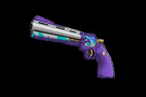 Killstreak Jazzy Revolver Factory New