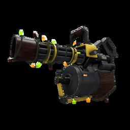Festivized Specialized Killstreak Iron Wood Minigun (Factory New)