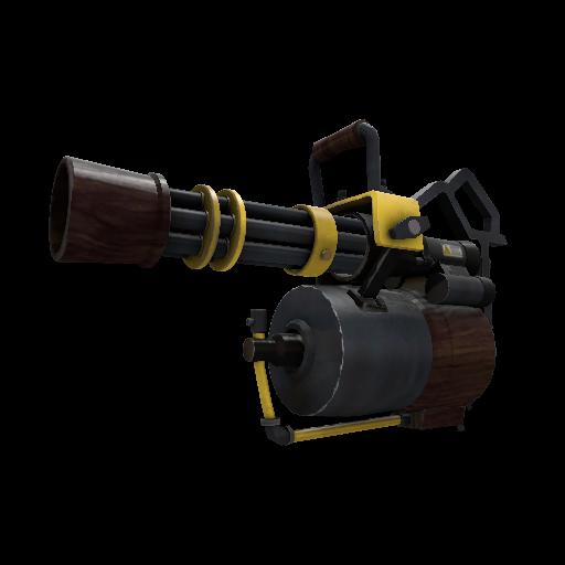 Iron Wood Minigun