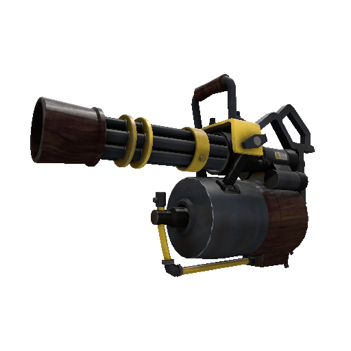 Iron Wood Minigun