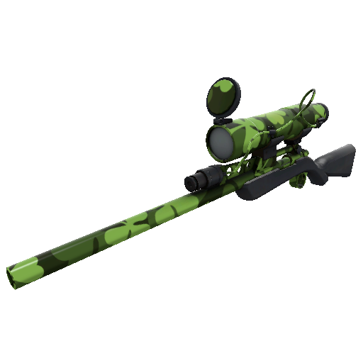 Clover Camod Sniper Rifle