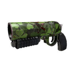 free tf2 item Clover Camo'd Scorch Shot (Battle Scarred)
