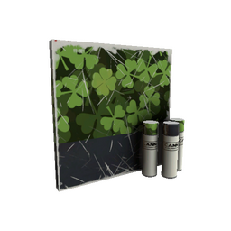 Clover Camo'd War Paint (Field-Tested)