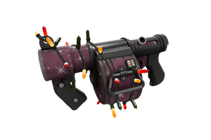 Festivized Star Crossed Stickybomb Launcher Field Tested