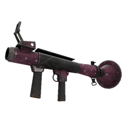 Strange Star Crossed Rocket Launcher (Well-Worn)