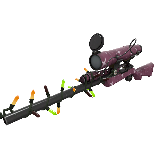Specialized Killstreak Sniper Rifle