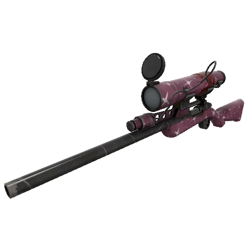 Sufficiently Lethal Professional Killstreak Sniper Rifle
