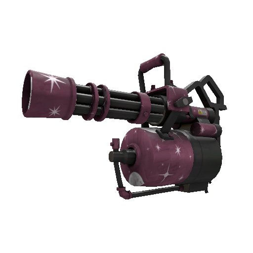 Star Crossed Minigun