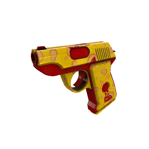 Bonk Varnished Pistol