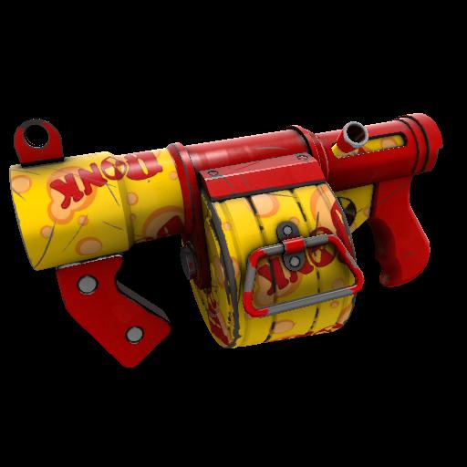 Bonk Varnished Stickybomb Launcher