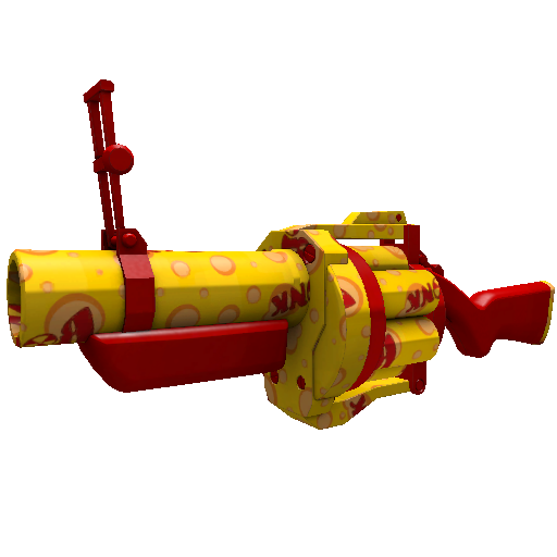 Bonk Varnished Grenade Launcher