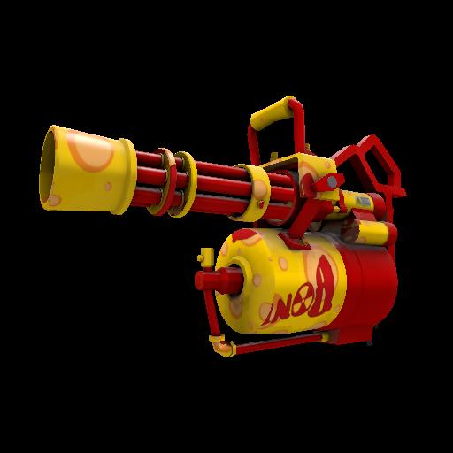Bonk Varnished Minigun