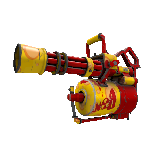 Bonk Varnished Minigun