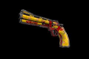Bonk Varnished Revolver Well Worn