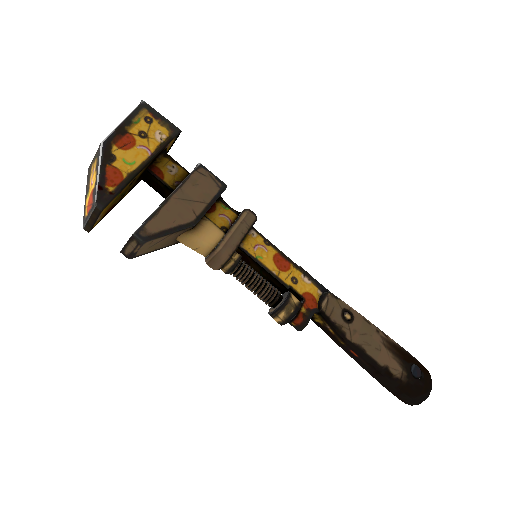Pizza Polished Wrench