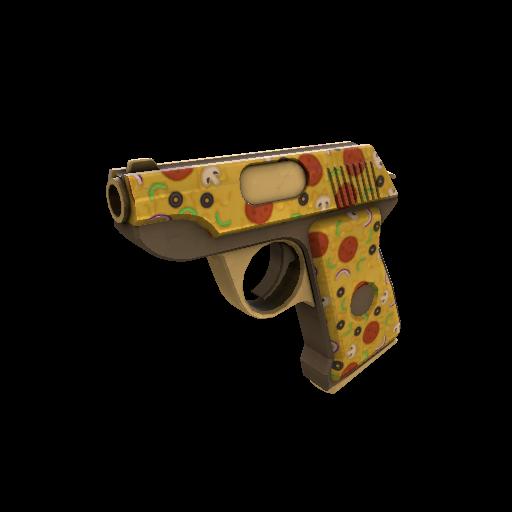 Pizza Polished Pistol