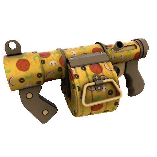 Pizza Polished Stickybomb Launcher