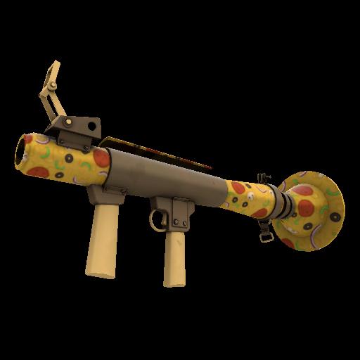Pizza Polished Rocket Launcher