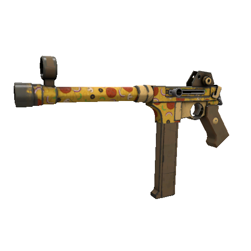 Pizza Polished SMG