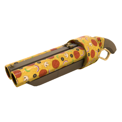 Pizza Polished Scattergun