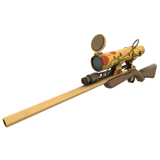 Pizza Polished Sniper Rifle