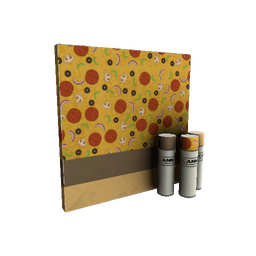 Unusual Pizza Polished War Paint (Factory New)