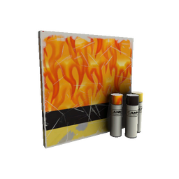Strange Fire Glazed War Paint (Field-Tested)
