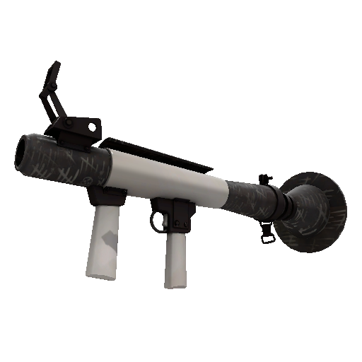 Kill Covered Rocket Launcher