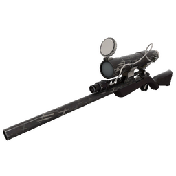 Kill Covered Sniper Rifle (Minimal Wear)