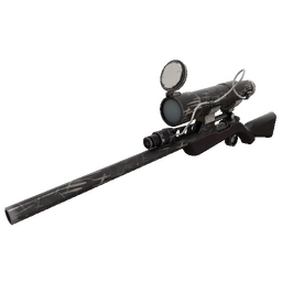 free tf2 item Kill Covered Sniper Rifle (Field-Tested)